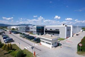 Vaillant Industrial Slovakia in Trenčianske Stankovce