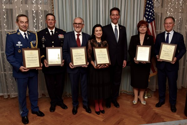 Woodrow Wilson Awards laureates