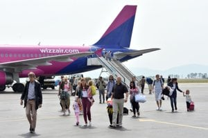 Wizz Air, illustrative stock photo