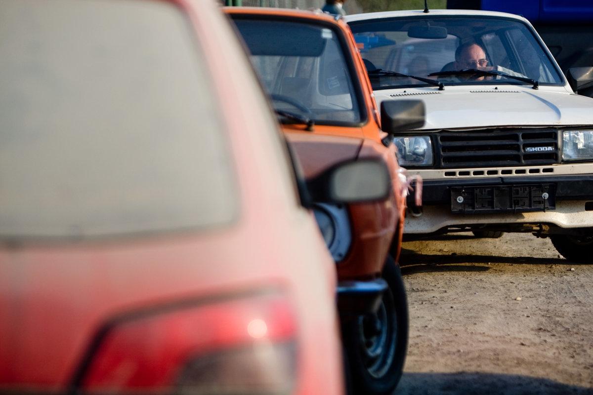 Old Cars Dominate Slovak Roads Spectator Sme Sk
