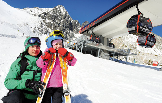 Adventure and convenience in the Tatras - spectator.sme.sk 1e5c54dd423