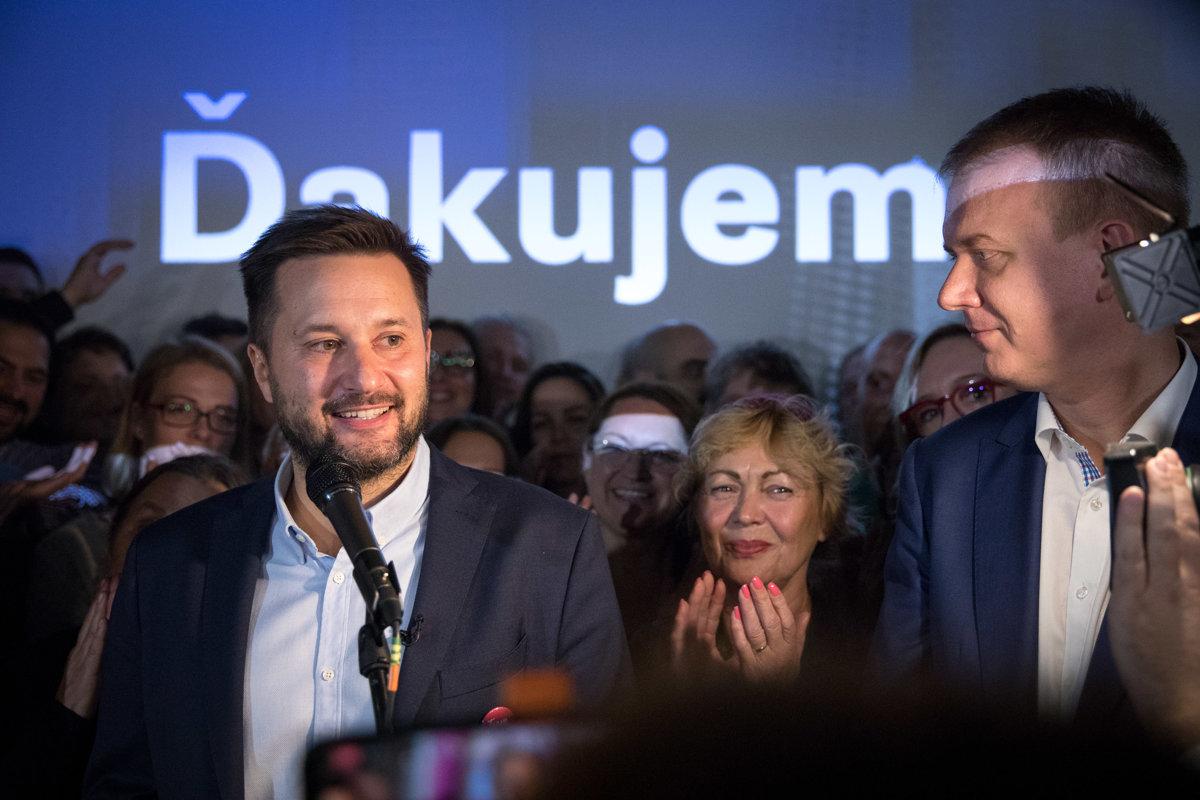 Vallo Takes Over Bratislava Spectator Sme Sk