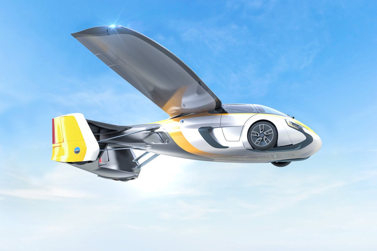 Slovak flying car will be available for purchase in 2020 - spectator ... 905489df8f