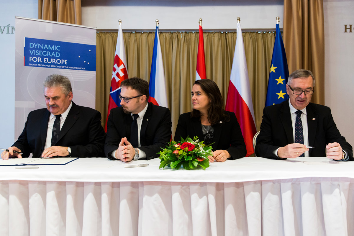 V4 labour ministers signed a letter for European Commissioner Employment 84f11835090