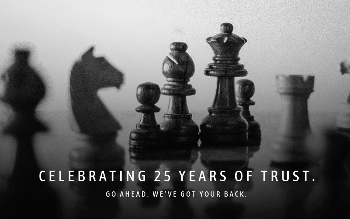 DLMU  CELEBRATING 25 YEARS OF TRUST - spectator.sme.sk 3925640791b