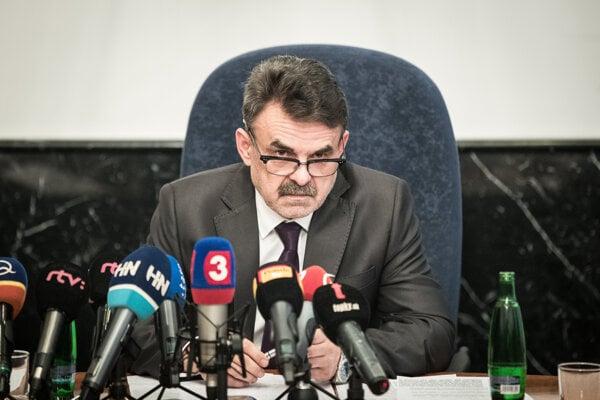 General Prosecutor Jaromír Čižnár.