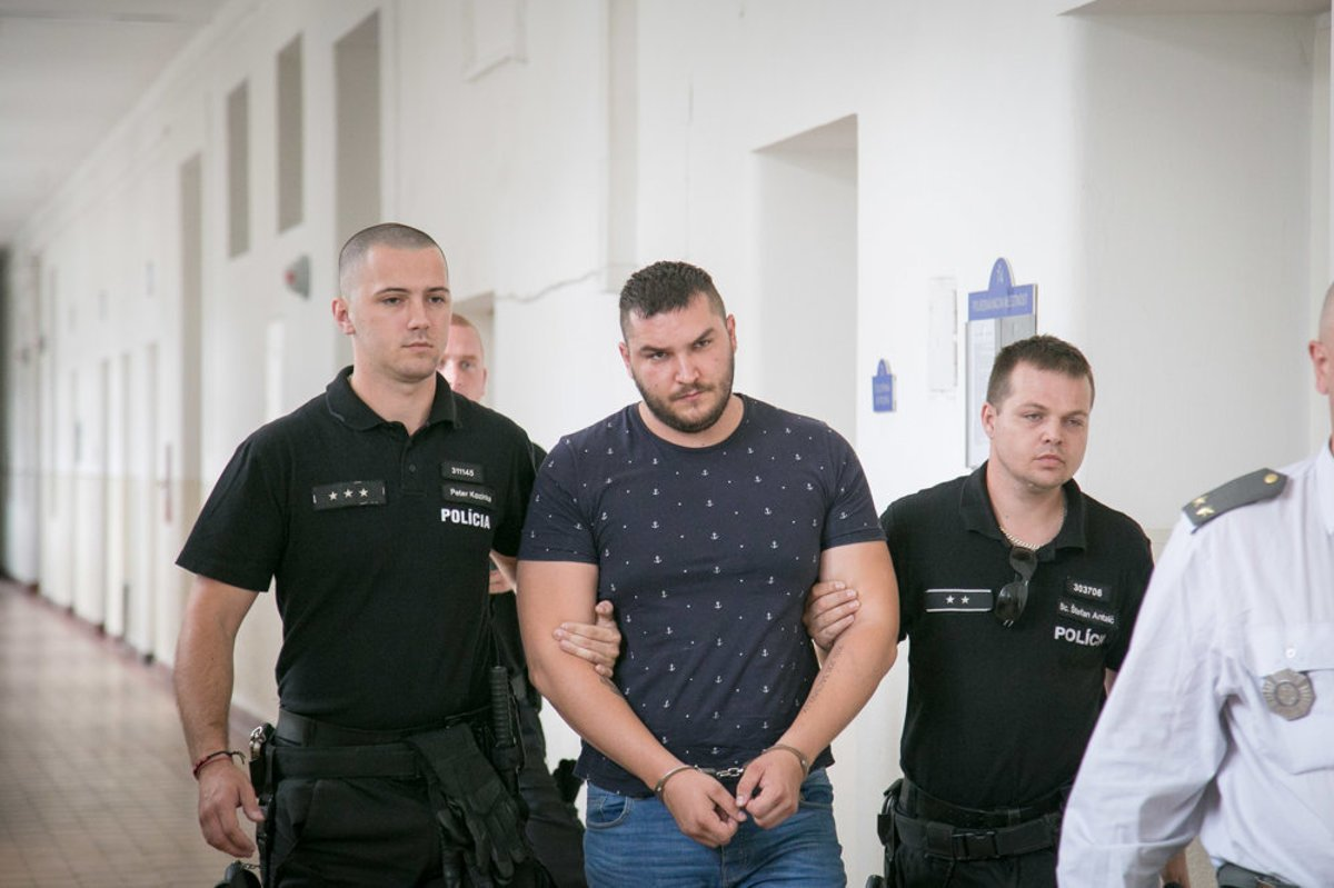 The man accused of the Acorda killing stays in prison - spectator.sme.sk 66cf66bff3