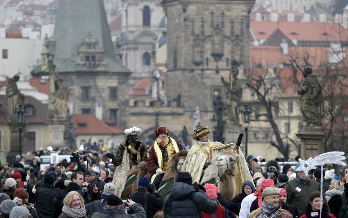 1fb55a7d23d0 The Three Kings will march through Bratislava on Sunday - spectator ...