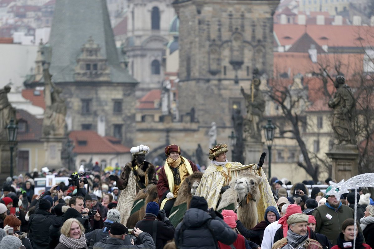 e8ff966a546 The Three Kings will march through Bratislava on Sunday - spectator.sme.sk