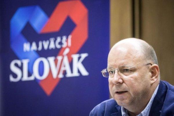 The Greatest Slovak (Najväčší Slovák) will be announced on May 1, 2019.