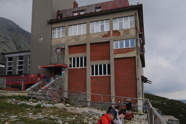 Encián, Skalnaté pleso, High Tatras