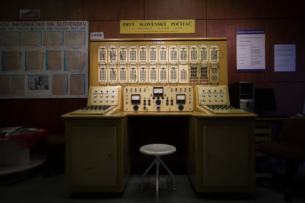 The first Slovak analog computer