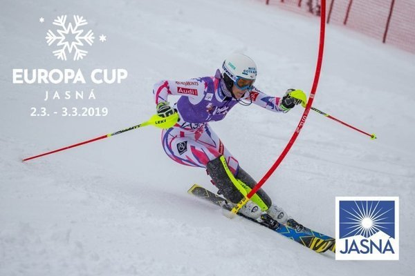 Slovak skier Petra Vlhová will also take part in the Europa Cup Jasná 2019.