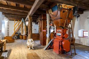 Schaubmar's Mill.