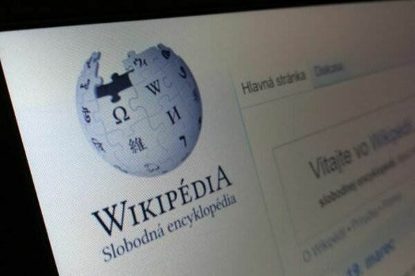 Slovak Wikipedia shuts down on March 21,2019 to protest the new EU Copyright Directive.