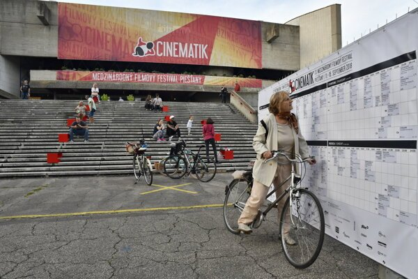 The international CINEMATIK film festival takes place from September 10 to 15, 2019 in the spa town of Piešťany in the Trnava Region.