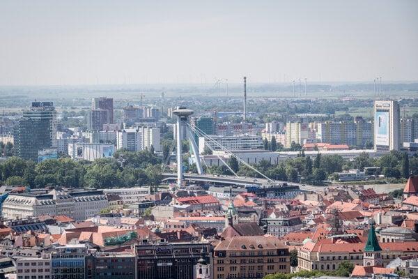 Bratislava, illustrative stock photo