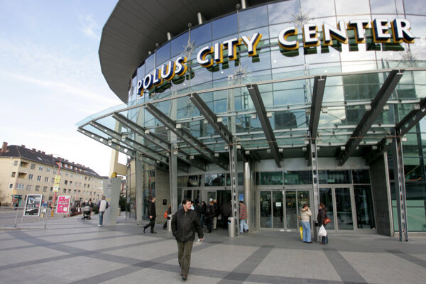 Polus City Center changed name to Vivo!