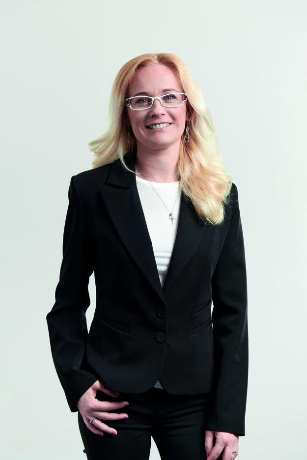 Katarína Hoppe, partner at BMB Partners