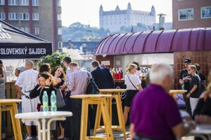The New York Times dubs Bratislava as the region's capital of cool in its travel article