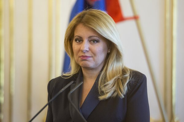 President Zuzana Čaputová will not veto the 13th pensions but will turn to the Constitutional Court over a procedure used by the parliament during an adoption process of the law.