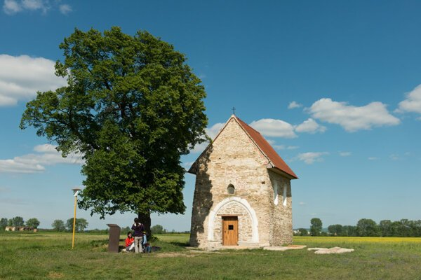 Church of St. Margaret of Antioch, Kopčany