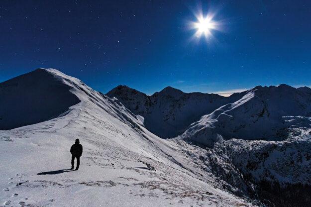 Roháče in Západné Tatry (Western Tatras)