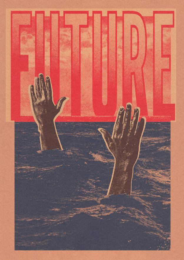 The 'Future' poster by Michal Rafaj.