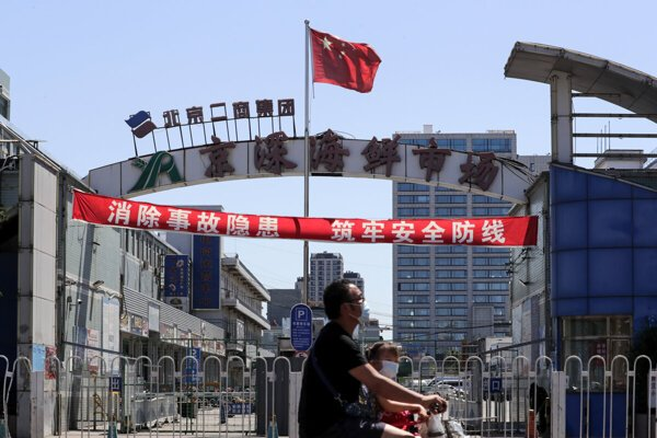 The Foreign Affairs Ministry has pointed to a temporary ban to enter China.