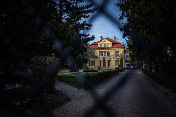 Russian Federation Embassy in Bratislava