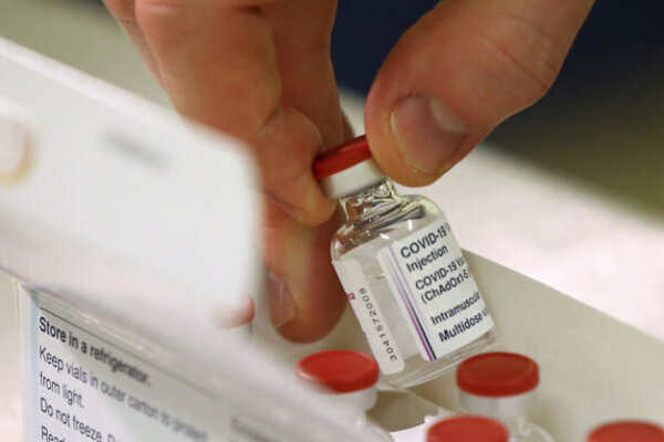 The AstraZeneca COVID-19 vaccine was approved for use in the EU on January 29, 2021.