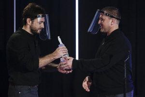 Anthropologist Andrej Belák receives a White Crow Award.