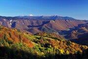Muránska planina national park.