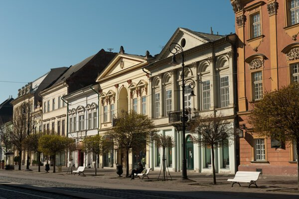 Hlavná ulica (Main Street)