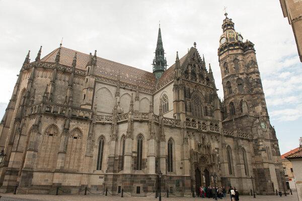 St. Elizabeth's Cathedral in Košice