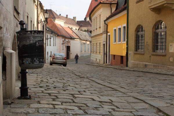 Kapitulská Street-Bratislava