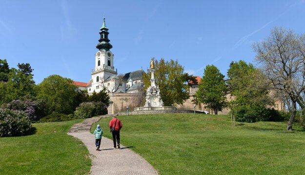 Nitra Castle.