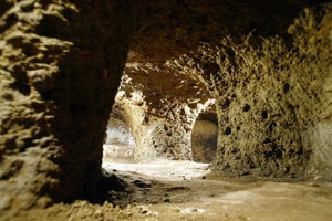 Several underground cellars in Krupina are open to visitors from July to October.