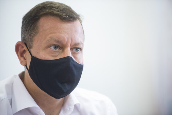 Special Prosecutor Daniel Lipšic
