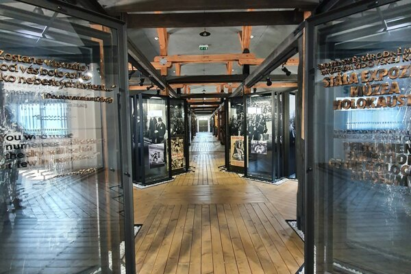 The Holocaust Museum in Sereď gives people an idea of how the life of Jews looked in wartime Slovak state.