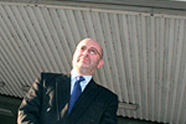 Radim Hreha kept his job for one year.
