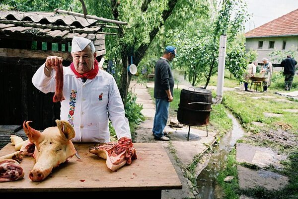 Cooking History, a new Slovak documentary about war cooks, is one of the attractions of Febiofest 2009