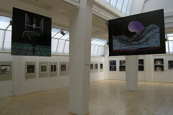 Exhibition of Fábry and Tabački