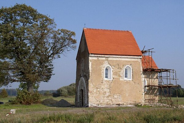This church in Kopčany dating to Great-Moravian timesmaybecome aUNESCOheritage site.