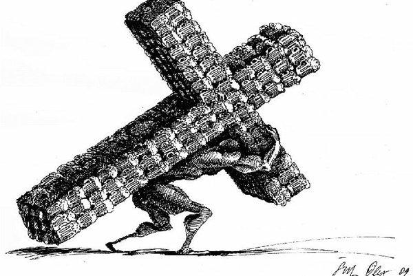 The Cross by Oleg Šuk won the Grand Prix