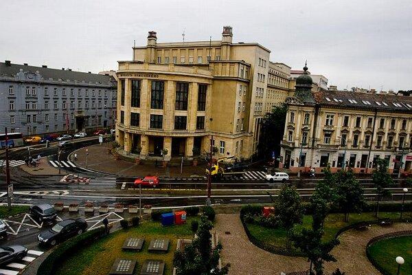 Comenius University in Bratislava.
