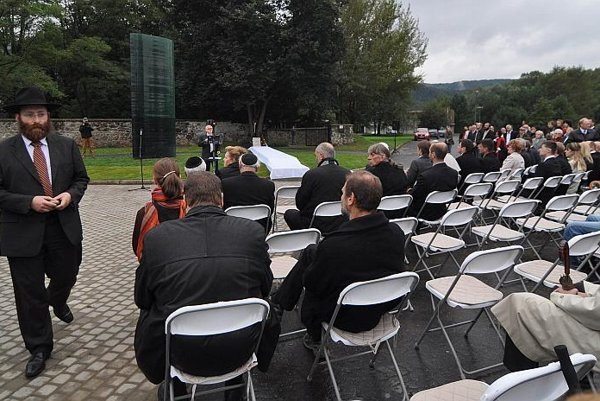 Noble Souls Park in Zvolen commemorates Slovaks who aided Jews during the Holocaust.