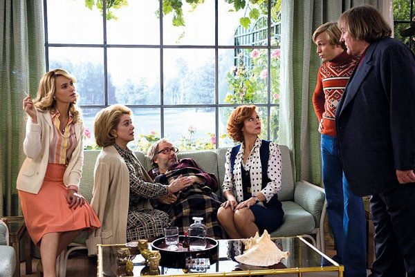 French film legends Catherine Deneuve and Gérard Depardieu star in Potiche (above), which will get an opena-air screening in Hviezdoslavovo Square in Bratislava on April 15 as part of the International Francophone Film Festival.