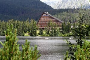 The High Tatras are a great venue for MICE tourism.