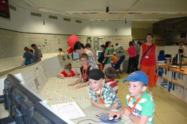 Energy for education: NPP Mochovce Simulator Training Room